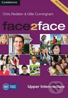 Face2Face: Upper Intermediate - Class Audio CDs - Gillie Cunningham, Chris Redston