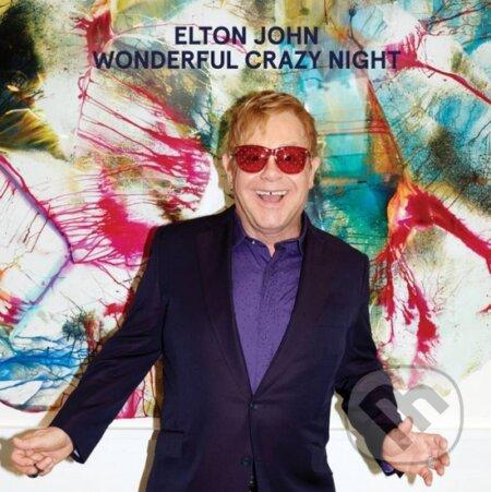 Elton John: Wonderful Crazy Night LP - Elton John