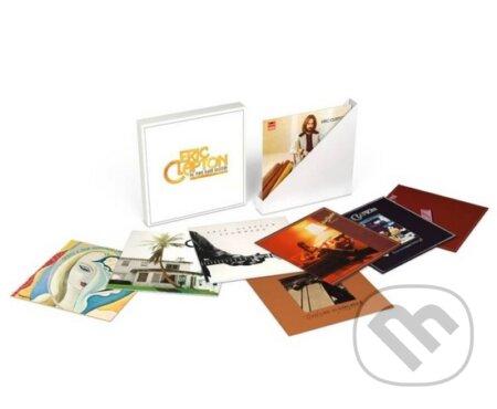 Eric Clapton: The Studio Album Collection LP - Eric Clapton