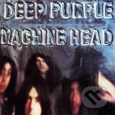 Deep Purple: Machine Head LP - Deep Purple