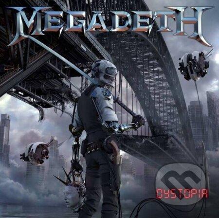 Megadeth: Dystopia LP - Megadeth