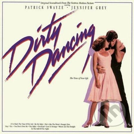 Soundtrack : Dirty Dancing (Hříšný tanec) LP -
