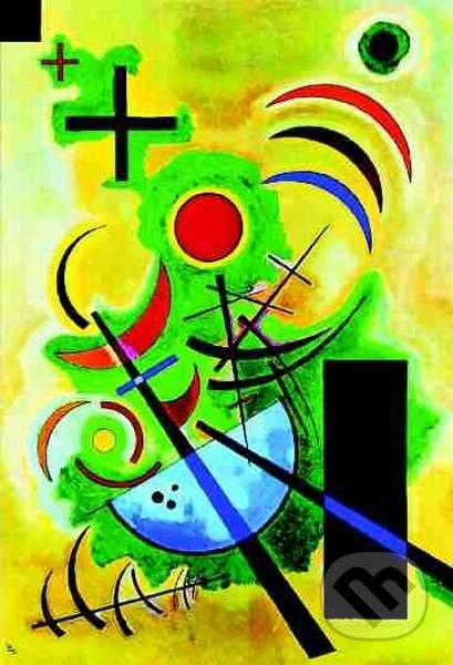 Standhaftes Grunn - Wassily Kandinsky