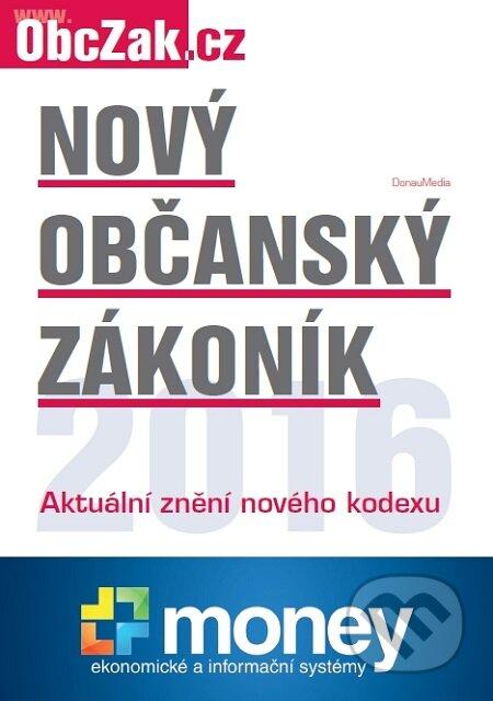 Nový občanský zákoník s komentářem pdf