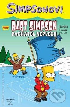 Bart Simpson: Pachatel neplech - Matt Groening