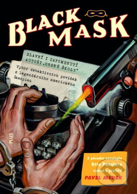 Black Mask - Otto Penzler (editor)