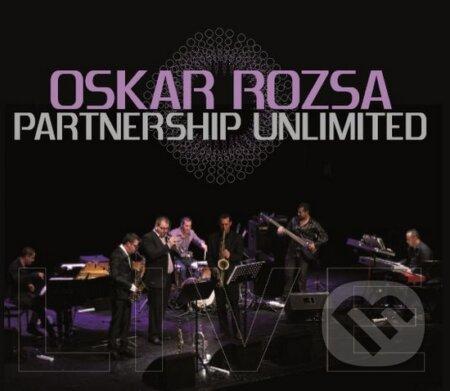 Oskar Rozsa: Partnership Unlimited Live In Bratislava - Oskar Rozsa
