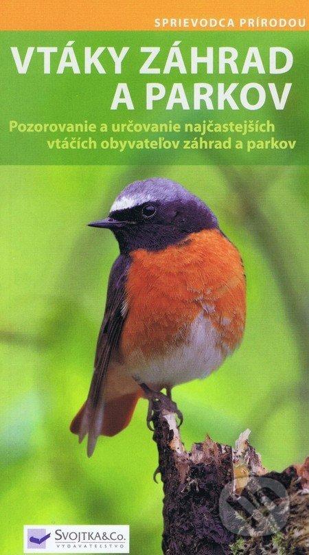 Vtáky záhrad a parkov -