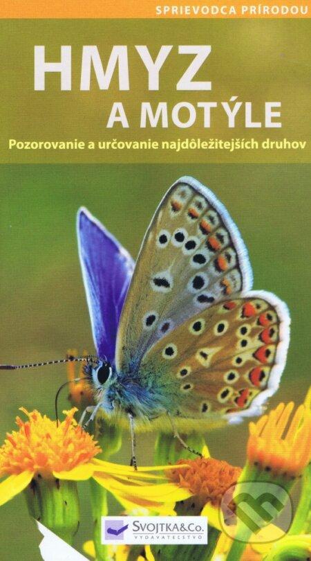 Hmyz a motýle -