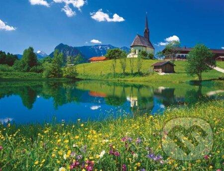 Inzell, Bavorsko -
