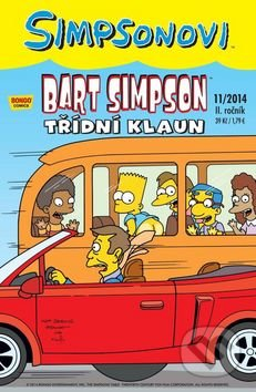 Bart Simpson: Třídní klaun - Matt Groening