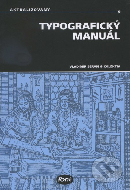 Typografický manuál - Vladimír Beran