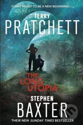 The Long Utopia - Stephen Baxter, Terry Pratchett
