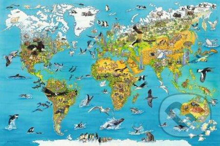 Mapa sveta -