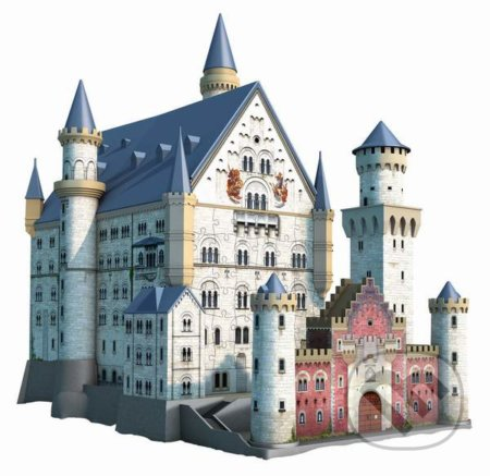 3D Neuschwanstein -