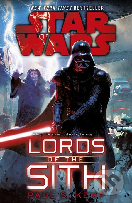 Star Wars: Lords of the Sith - Paul S. Kemp