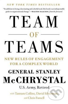 Team of Teams - Stanley McChrystal