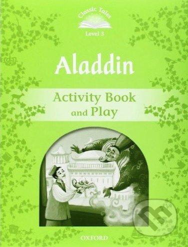 Aladdin - Activity Book - Sue Arengo