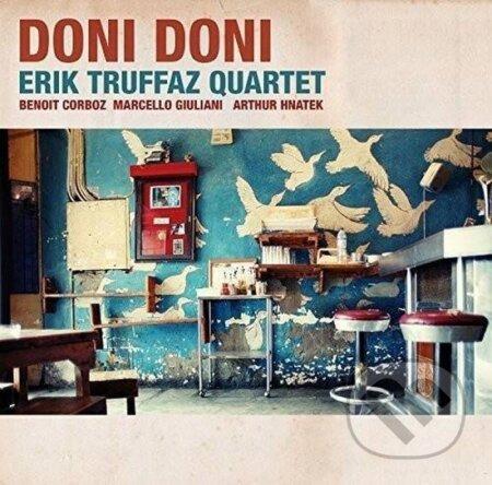 Erik Truffaz: Doni Doni LP - Erik Truffaz