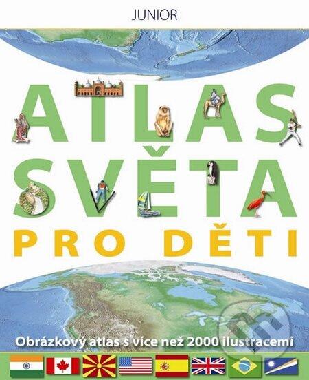 Atlas světa pro děti -