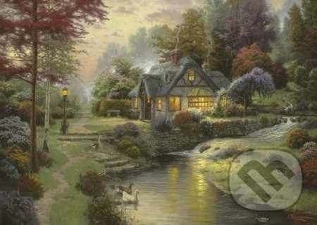 Stillwater Cottage - Thomas Kinkade