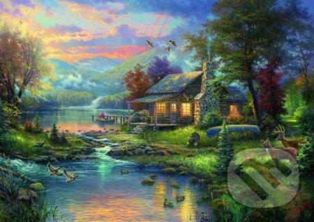 Nature's Paradise - Thomas Kinkade