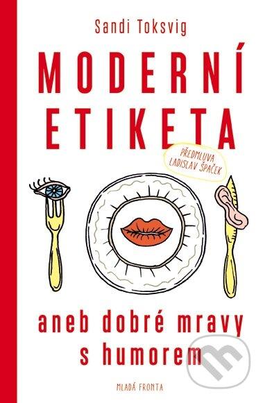 Moderní etiketa - Sandi Toksvig