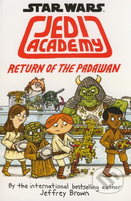 Return of the Padawan - Jeffrey Brown