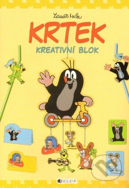 Krtek: kreativní blok - Zdeněk Miler