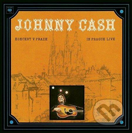 Johnny Cash: Koncert V Praze (In Prague- Live) - Johnny Cash