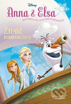 Anna a Elsa - Žhavé dobrodružství -