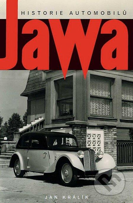 Historie automobilů Jawa - Jan Králík