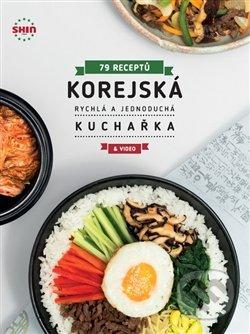 Korejská kuchařka - Choi Chun Jung Shin