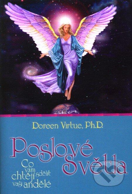 Poslové světla - kniha - Doreen Virtue