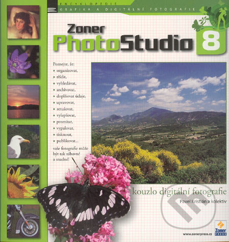 Zoner Photo Studio 8 - Pavel Kristián