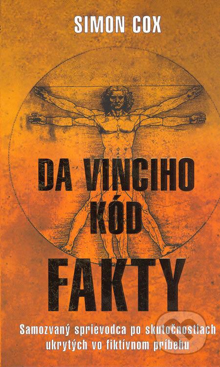 Da Vinciho kód Fakty - Simon Cox