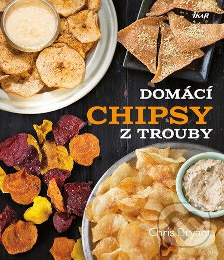 Domácí chipsy z trouby - Chris Bryant