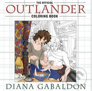 The Official Outlander Coloring Book - Diana Gabaldon