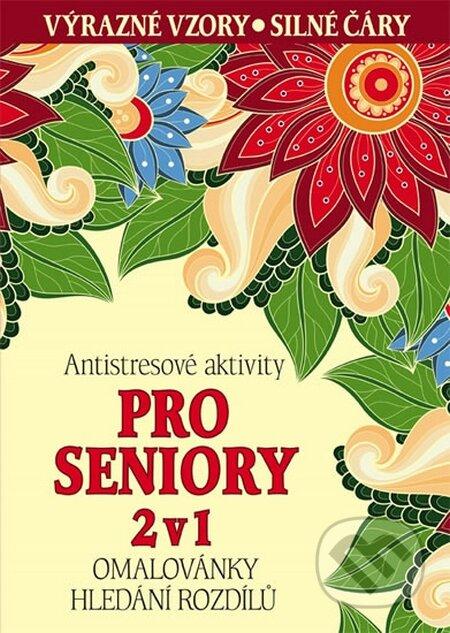 Antistresové aktivity pro seniory 2 v 1 -