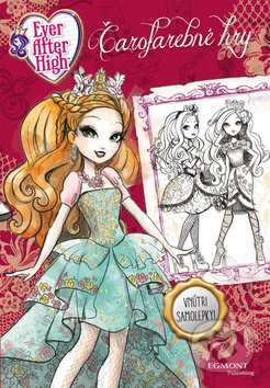 Ever After High: Čarofarebné hry -