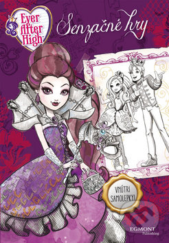 Ever After High: Senzačné hry -