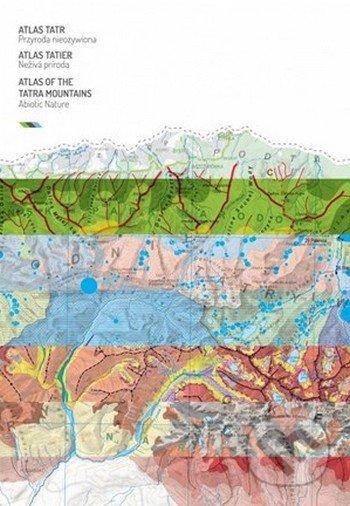 Atlas Tatr / Atlas Tatier / Atlas of the Tatra Mountains -