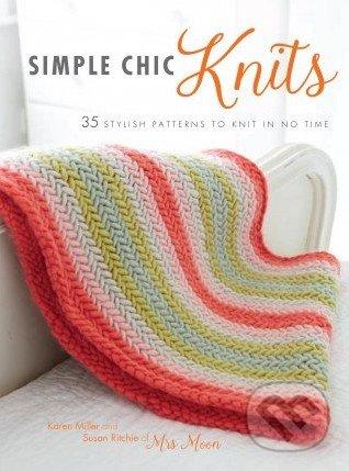 Simple Chic Knits - Karen Miller