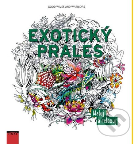 Exotický prales - Louise Chappell, Becky Bolton