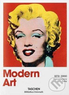 Modern Art 1870-2000 - Hans Werner Holzwarth