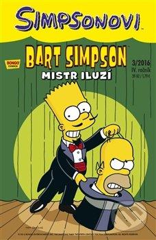 Bart Simpson: Mistr iluzí - Matt Groening
