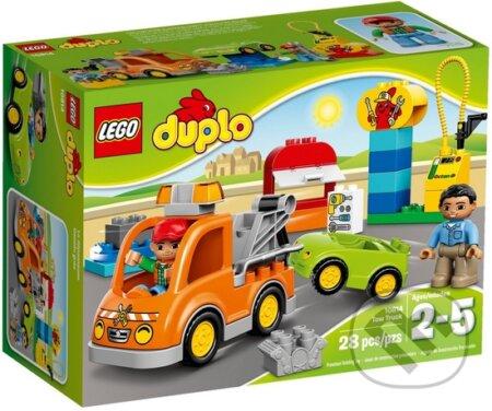 LEGO DUPLO Town 10814 Odťahovacie vozidlo -