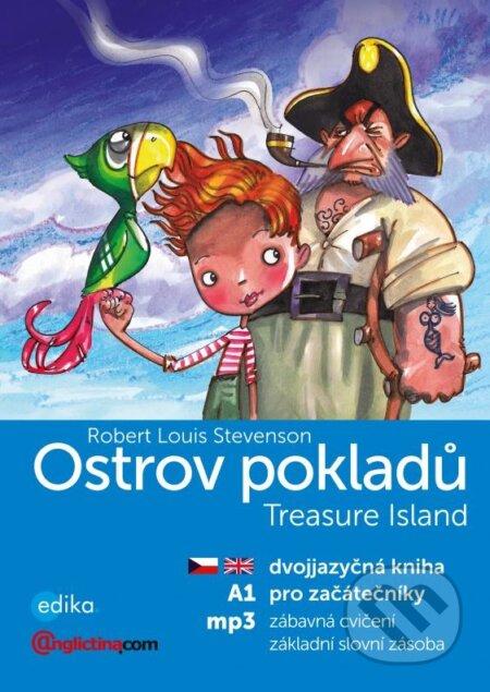 Ostrov pokladů / Treasure Island - Robert Louis Stevenson