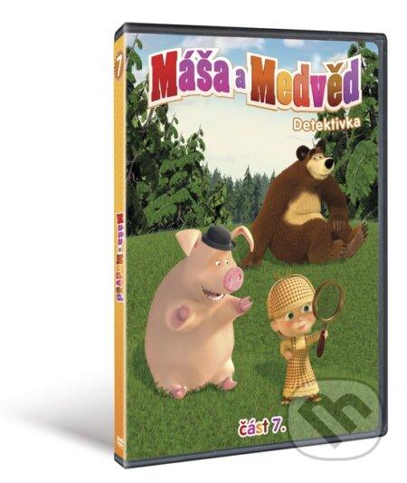 Máša a medvěd 7. DVD