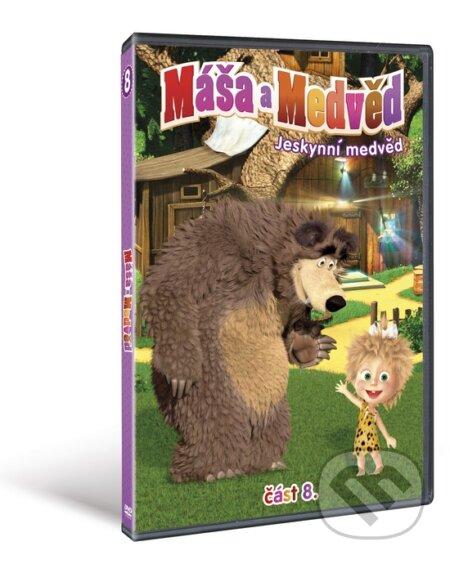 Máša a medvěd 8. DVD